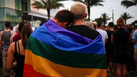 orlando muslim killer closet homosexual says wife
