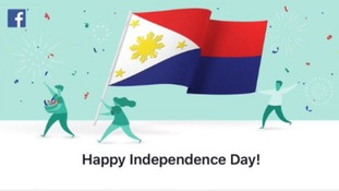 Facebook accidentally 'declares war' in Philippines with flag gaffe