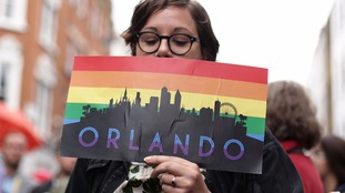 Police step up patrols after Orlando attack