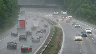 Man remains in custody after M1 closure