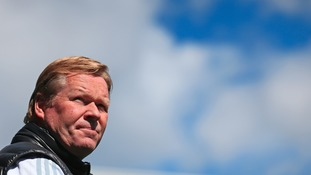 Koeman: I believe in Everton