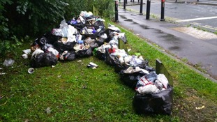 The council is encouraging people to help clean up