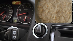 Driver caught eating porridge on M6 during week-long campaign