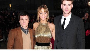 The Hunger Games stars