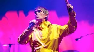 pic of Ian Brown