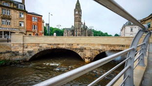 Rochdale's medieval bridge reopens