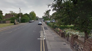 Woman dragged from north London street and raped in garden