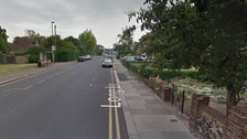 The attack happened in Long Lane, Finchley