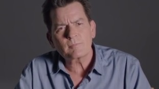 Charlie Sheen uses HIV positive status to promote safe sex campaign