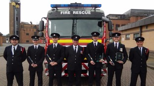 Retained firefighters join Lincolnshire Fire & Rescue