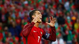 Cristiano Ronaldo slams 'small' Iceland after Euro 2016 draw