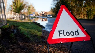 A number of waterways could flood in the East Midlands today.