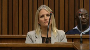 'Reeva did not love Oscar' says Reeva's cousin
