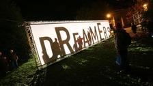 Dreamers was a partnership between Dyer Engineering and artist Elisa  Artesero