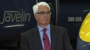 Labour MP Alistair Darling