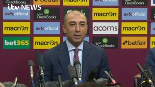 "Di Matteo: ""It is time to rebuild and turn Villa around"""