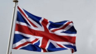 Getting in a flap - council takes down Union Jack flag after a noise complaint