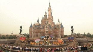 Disney's sparkling Shanghai Resort gets grand opening