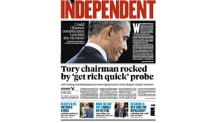 The Independent 4 October 2012