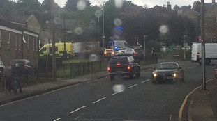 Ongoing incident in Birstall