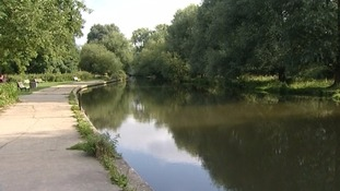 The River Cam in Cambridge.