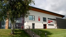 Nottingham Forest's training ground