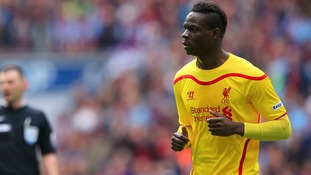 Liverpool striker Mario Balotelli linked with move to Turkey