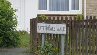 The man was found dead at Patterdale Walk