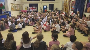 Euros 2016: School's out for England game