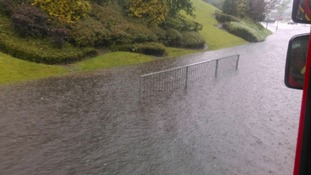 Fire service receives 900 flood-related call outs