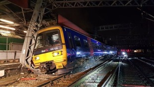 Disruption on rail services between South Wales and London after derailment