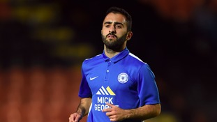Erhun Oztumer has joined Walsall.