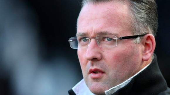 Villa boss Paul Lambert has decided to take Norwich to an industrial tribunal.