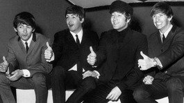 The Beatles' first hit single Love Me Do reaches the milestone age of 50 today.