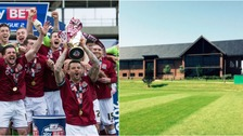Northampton Town will now be training at Moulton College.