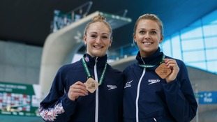 Sarah Barrow, (left) and Tonia Couch, (right)