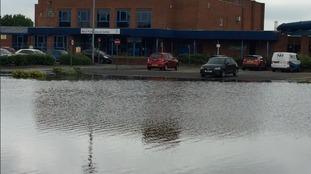 West Park Leisure Centre in Long Eaton