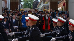 North East Lincolnshire Armed Forces Day