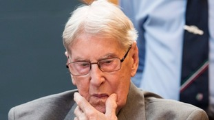 Former Auschwitz guard sentenced to five years in prison