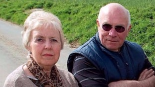 Police arrest suspect Ali Qazimaj over murder of Peter and Sylvia Stuart