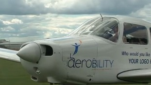 Aerobility's new plane