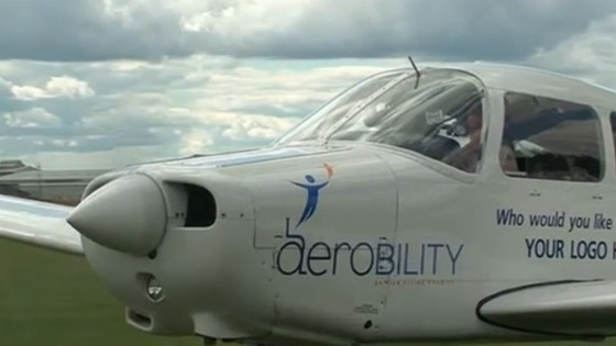 Aerobility&#x27;s new plane