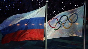 Russia remain banned from international competition ahead of Olympic Games