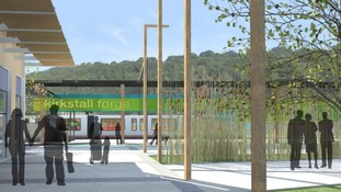 New Kirkstall Forge station to open