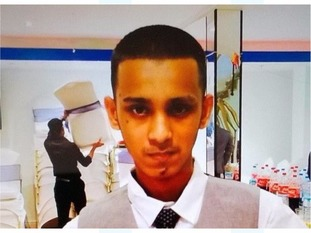 Missing 16 year old Zaker Ahmed