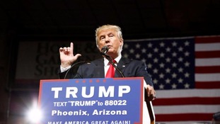 Donald Trump: US should 'seriously' consider profiling Muslims