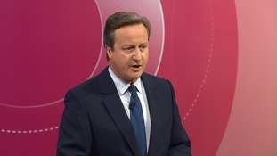 The Prime Minister on the BBC's EU Referendum Question Time special