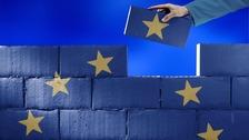 EU wall