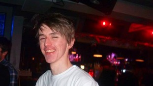 Shane Tunney who was killed on a night out in Norton