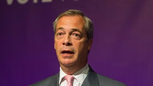 Nigel Farage: It's wrong to link motives behind Jo Cox death to Brexit campaign
